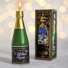 новогодние формовые свечи