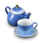 посуда для напитков из керамики и фарфора