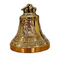 настольные сувенирные колокольчики и звонки для бизнесменов
