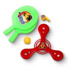 летние наборы воздушно-ветровых игрушек