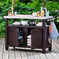 Столы для барбекю