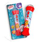 новогодние детские микрофоны
