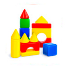 Building sets, blocks