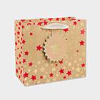 подарочные крафт-пакеты люкс