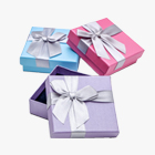 упаковочные коробки для бижутерии