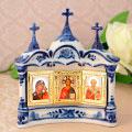 сувенирные церковные сувениры из гжели
