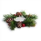 сувенирные Рождественские свечи купить