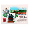 открытки ручной работы с символикой городов