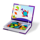 Magnetic construction toy & puzzle