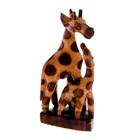 фигурки жирафов
