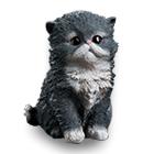 интерьерные сувенирные фигурки кошек
