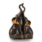 интерьерные сувенирные фигурки слонов