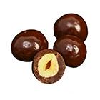 Фрукты, орехи в шоколаде