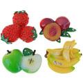 сувенирные магниты в виде овощей и фруктов