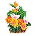 магниты с цветами и цветочными композициями