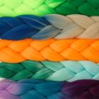 Материалы для наращивания и плетения волос