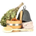 Текстиль для бань, саун и бассейнов