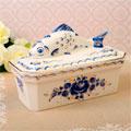 сувенирная посуда для запекания с гжелью российских поставщиков