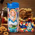 посуда с символикой Новосибирска