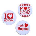 сувениры с логотипом Москвы