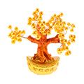 денежные деревья с жемчугом и ракушками