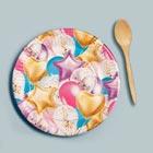 тарелки для праздника детям