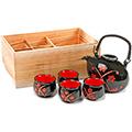 Наборы для суши и чайной церемонии