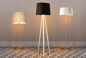 лампы-торшеры