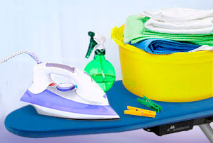 Products for Washing & Ironing