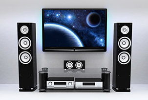 TV Sets, Audio & Video