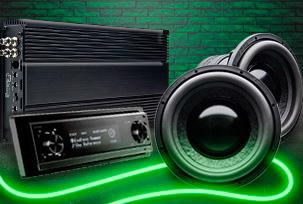Vehicle Audio Sound