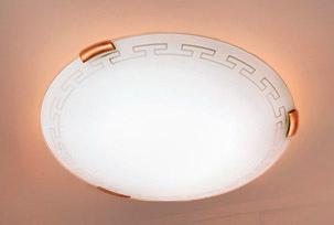 интерьерные настенно-потолочные светильники