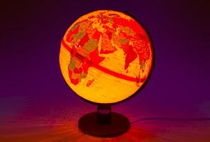 светильники глобусы