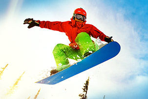Products for Winter Sports & Recreation