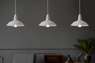 подвесные светильники на потолок