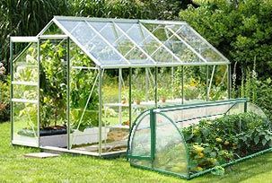 Conservatories & Greenhouses