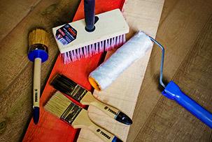 Строительно-отделочные инструменты и инвентарь