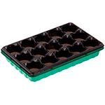 Торфяные таблетки в кассете
