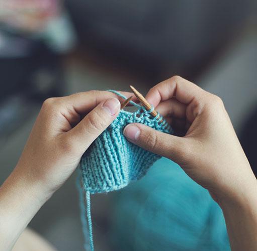 вязание пряжа