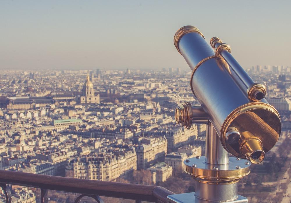 Оптика для наблюдения за земными объектами
