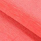 """Бумага гофрированная, 901 """"Розовая гвоздика"""", 0,5 х 2,5 м"""