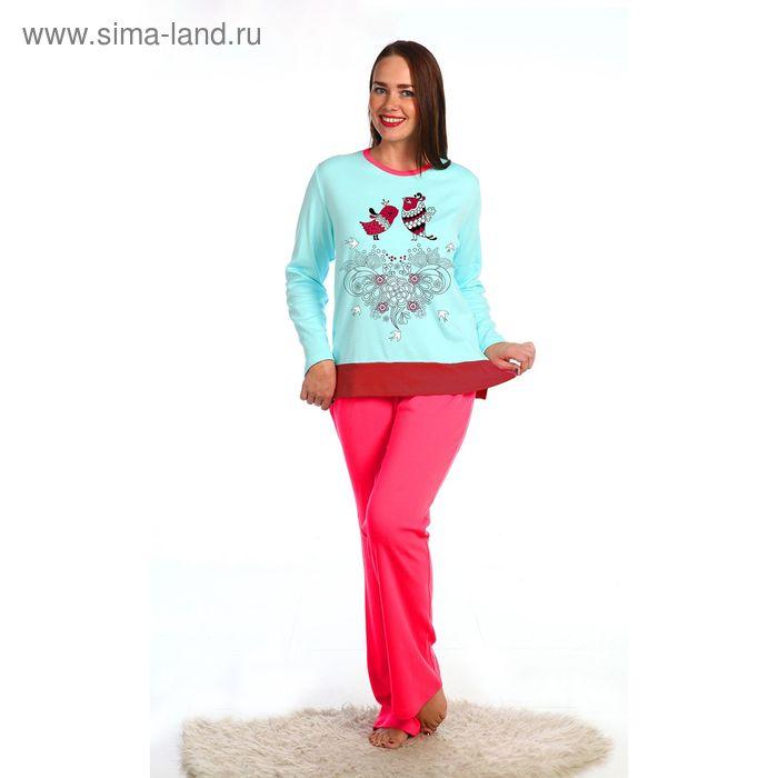 Пижама женская 221И1614П, р-р 46 (92)  МИКС
