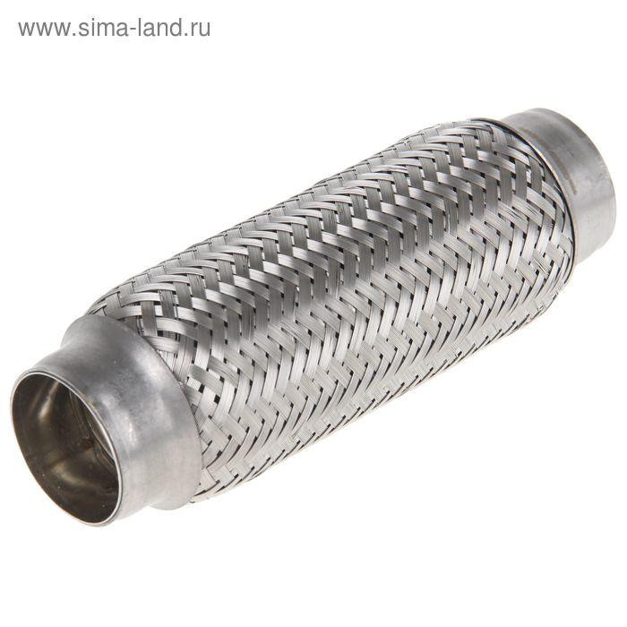 Гофра глушителя Masuma EP-005 45x200 мм, алюминизированная сталь