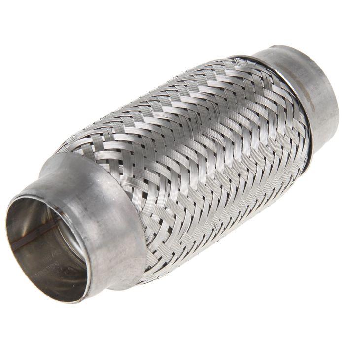 Гофра глушителя Masuma EP-004 45x150 мм, алюминизированная сталь