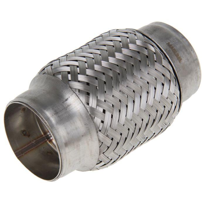 Гофра глушителя Masuma EP-003 45x120 мм, алюминизированная сталь