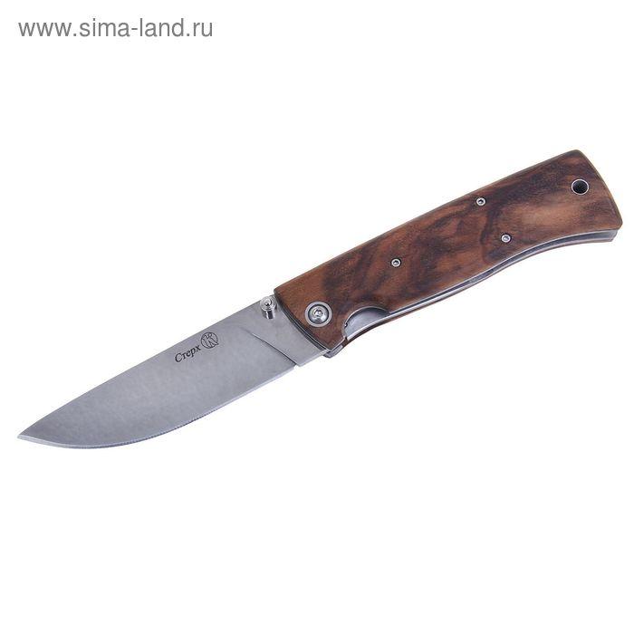 """Нож складной """"Стерх"""" - 81231, сталь AUS8, г. Кизляр"""