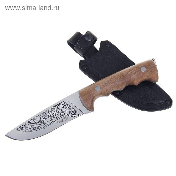 """Нож разделочный  """"Скиф"""" - 34831, сталь AUS8, г. Кизляр"""
