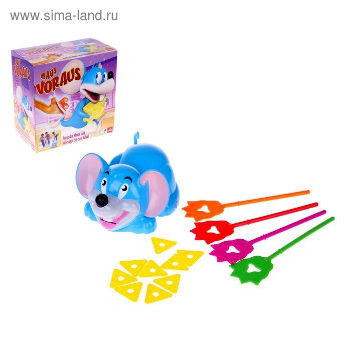 """Настольная игра """"Мышка-воришка"""""""