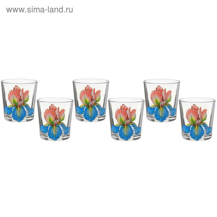 "Набор стаканов 250 мл ""Ирис"", 6 шт"