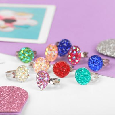 """Ring baby """"Vibracula"""" molds, form MIX, MIX color, dimensionless"""